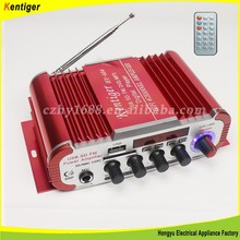 Kentiger 4 Channel professional power amplifier ca