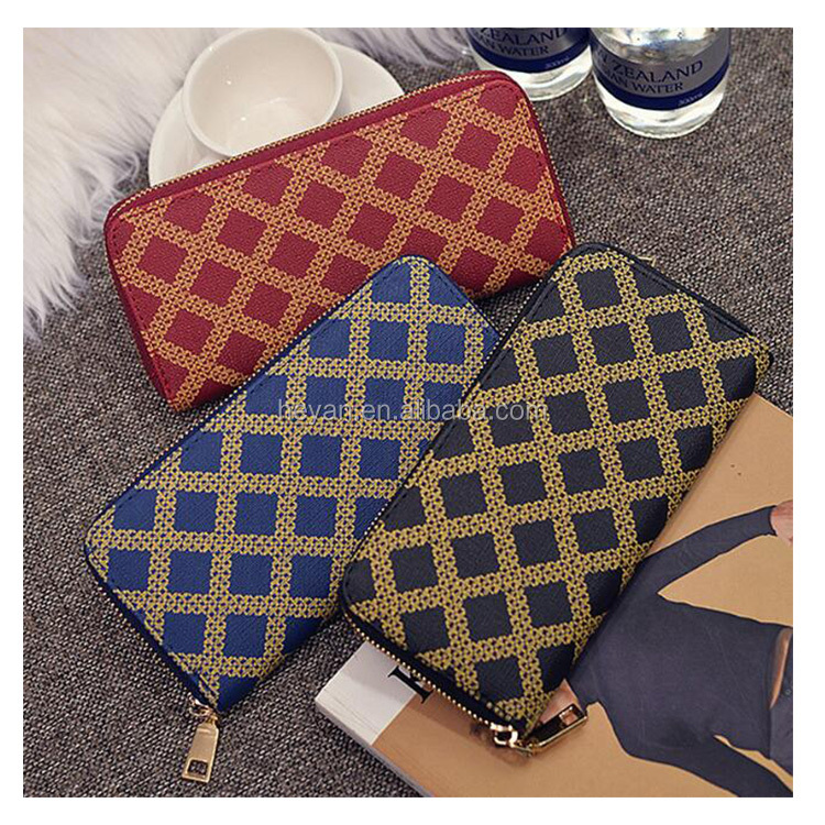 PU Leather Cheap Women Purse Wholesale