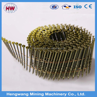 Stainless steel Twist Shank /Ring shank Coil nail