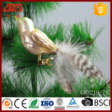 Factory direct sale LED glass easter decorations