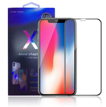 Factory Price 9H Easy Installation Tempered Glass Screen Protector For iPhone X Screen Protector For iPhone X Tempered Glass