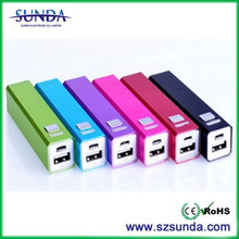 Wholesale alibaba smart electronics new gift items 18650 power bank