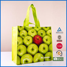 hot sale recyclable non woven bag with logo,eco friendly non woven fabric animal foldable shopping bag