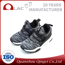 New design high quality casual shoes black sneakers