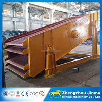 Hot Sale China Vibrating Screen for Vibratory Screener