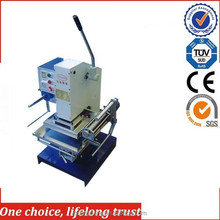 TJ-30 Hot Foil Stamping Machine Card Leather ID Plastics DIY Embossing Printing Machine