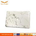 Custom design PC shell Marble pattern leather case for macbook case, case for macbook pro 15 retina