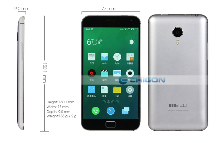 Meizu MX4 Pro 5.5 inch 4G Flyme 4.1 Smart Phone