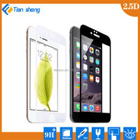 new product Color Tempered Glass Screen Protector For iPhone 5 iphone 6