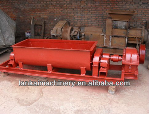 Good quality ! For Clay brick machine line Double shaft Mixing machine Blending equipment
