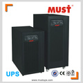 MUST POWER parallel operation high reliability online high frequency ups 6KVA 10KVA