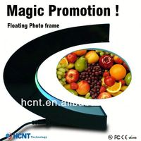 Magical!!Magnetic floating levitating photo frame ,women and animal sex photo frame