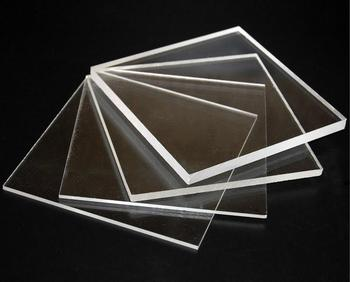 PMMA clear transparent acrylic board suppliers