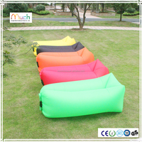 2016 new square shape high quality waterproof lay sofa inflatable