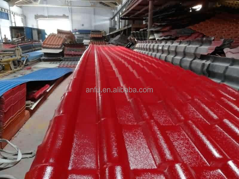 PVC Synthetic Resin Tiles Extrusion Line