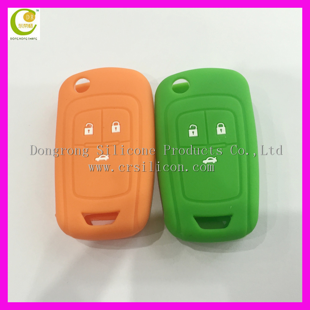 Hot sale car key cover, transponder car key shell&key blanks& key case for opel key cover