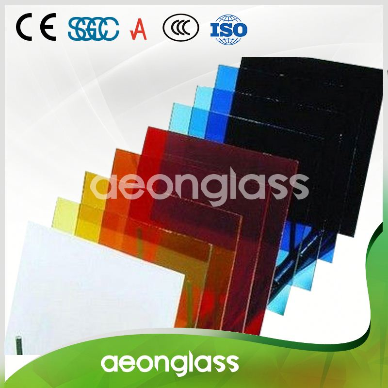 2017 High Quality Smart Float Tinted Glass For Window With Low Price