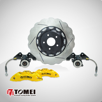 New Design Electronic Parking Brake System Big Brake Kit for Ford