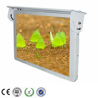 "22""bus lcd digital video board,lcd advertising player VP220B-3"