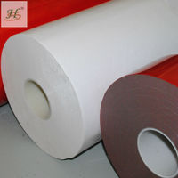 Good durability double sided tape bonding epdm foam materials