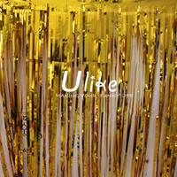 TINSEL SHIMMER FOIL DOOR CURTAIN