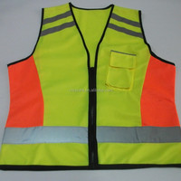Wholesale High Visibility Fluorescent Reflective Safety