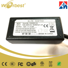 LED Power Supply 12V 24V 1A 2A 3A 4A 5A Power Adapter