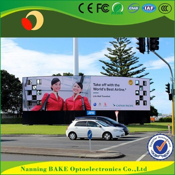 P16 outdoor high brightness advertisement led display digital billboards for sale