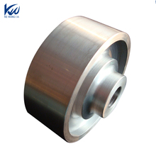 Forged steel pulley aluminum spur gear steel toothed gear wheel