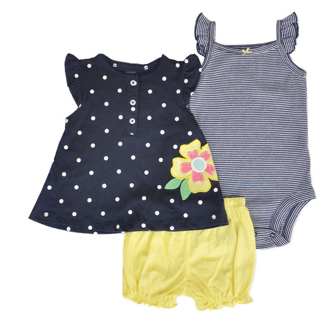 R&H online newborn clothing baby girls clothes set summer baby gift set newborn newborn baby gift set