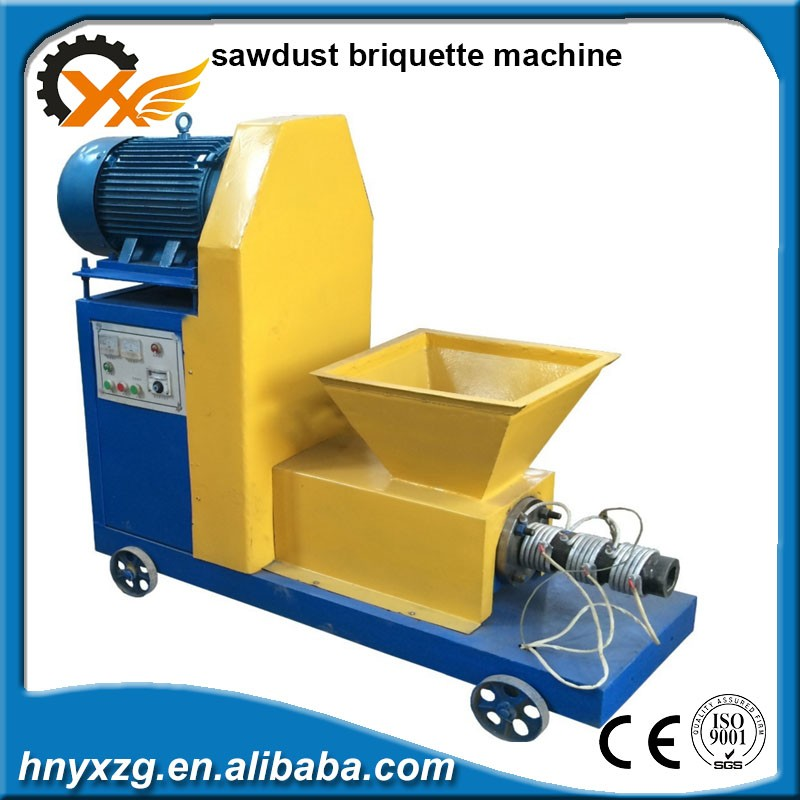 Yuxiang Most popular briquette machine fertilizer for briquette diy