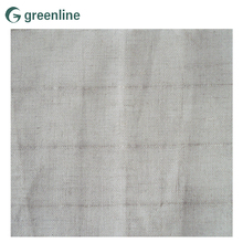 100% pure flax / Linen decorative fabric for shirt price