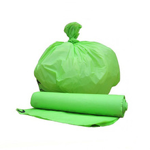 Customized high quality cheap biodegradable color trash bag with EN13432 BPI OK compost home ASTM D6400 certificates