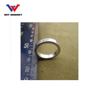 Strongest Power and Competitive Price diametric ring magnet with Strong Magnetic Industrial Customized Neodymium Multipole Ring