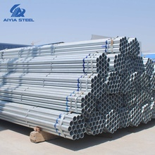 Erw welded steel pipe/tube , galvanized steel pipe stockist