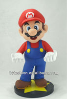 OEM fashion super mario toy, plastic vinyl toys, vinyl figure