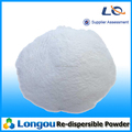 Wall putty additive redispersible polymer powder for tile mortar
