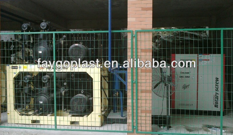 high pressure PET blowing ac compressor