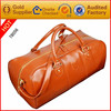 European classical designer quality leather weekend bags for women