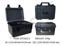ABS sturdy plastic equipment case for electronic product