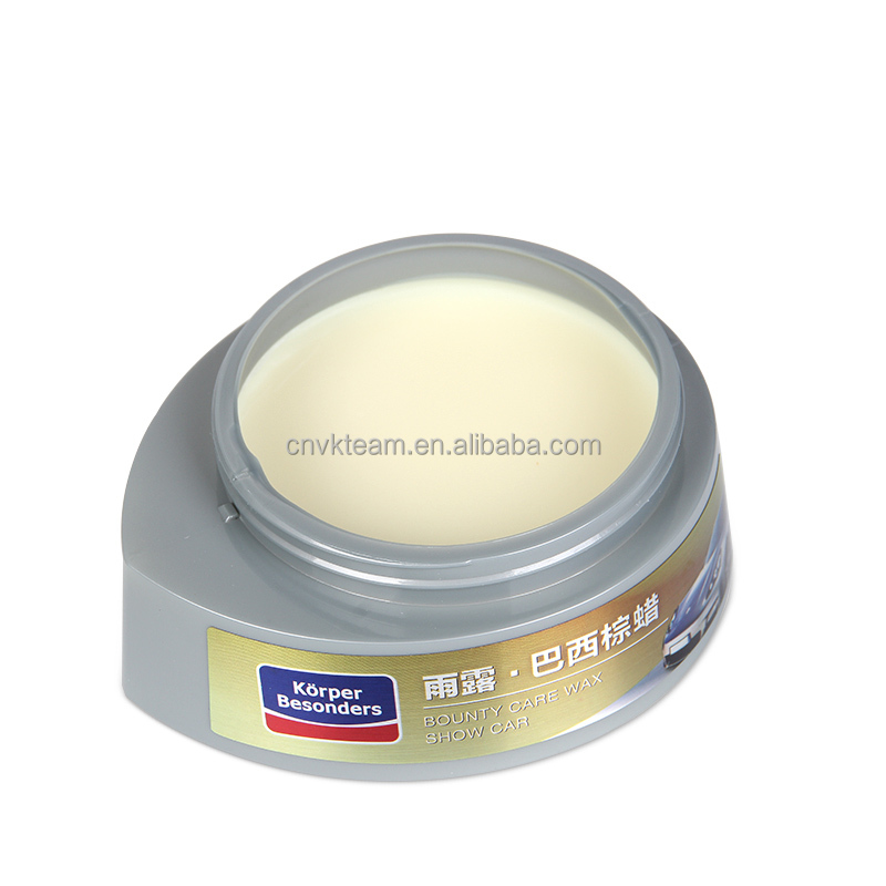 Carnauba Car Wax coating wax 180g car care products OEM available
