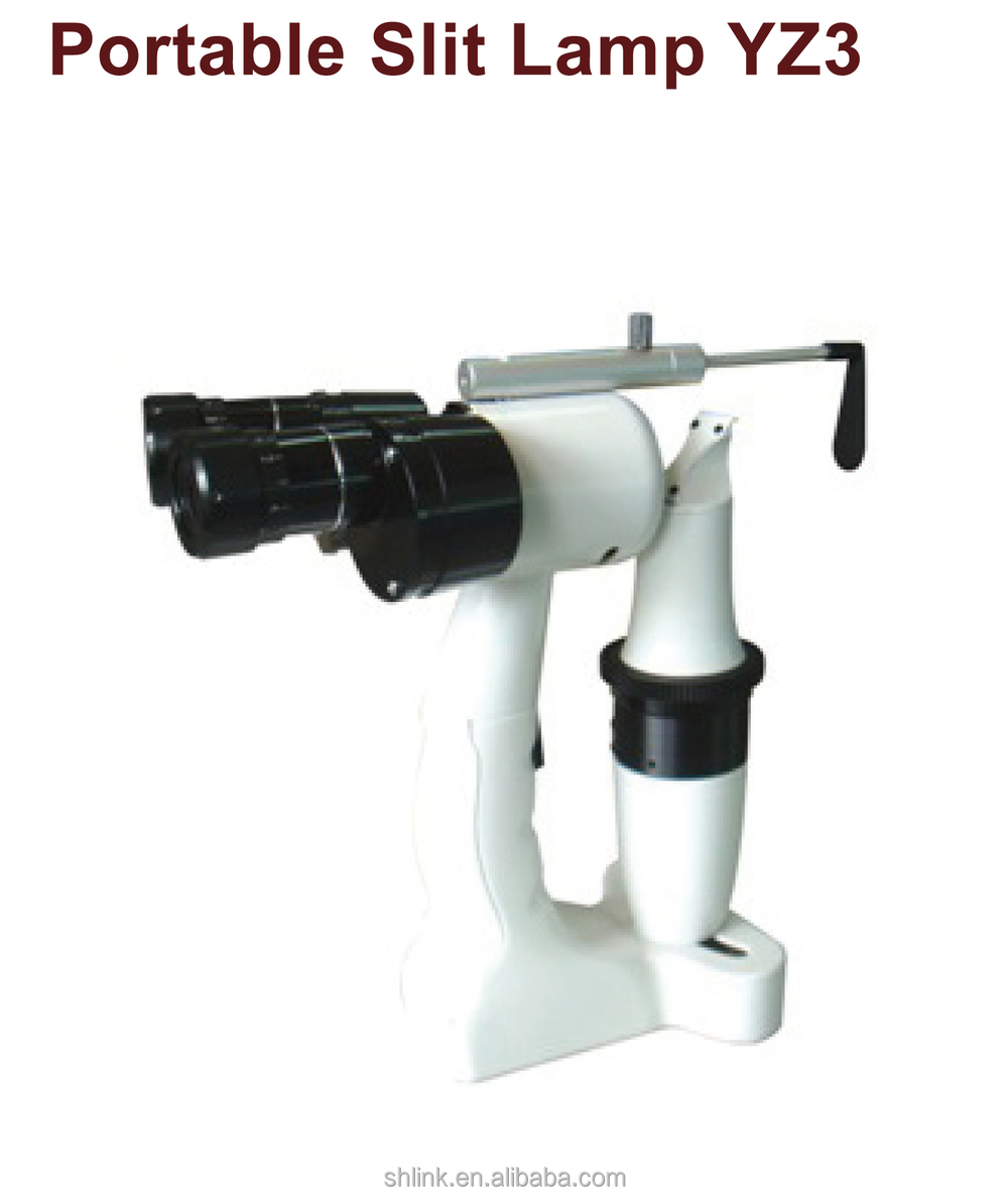 low price ophthalmic yz3 portable slit lamp buy portable. Black Bedroom Furniture Sets. Home Design Ideas