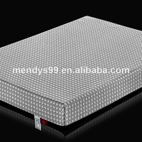 bedroom furniture hotel alibaba king size compressed roll up comfort memory foam mattress