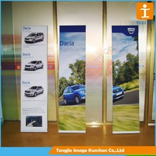 Advertising standing scrolling led light box ,led light box poster frame