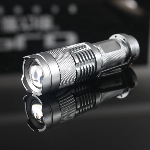 Pailide 3 modes tactical flashlight led torch lamp economic
