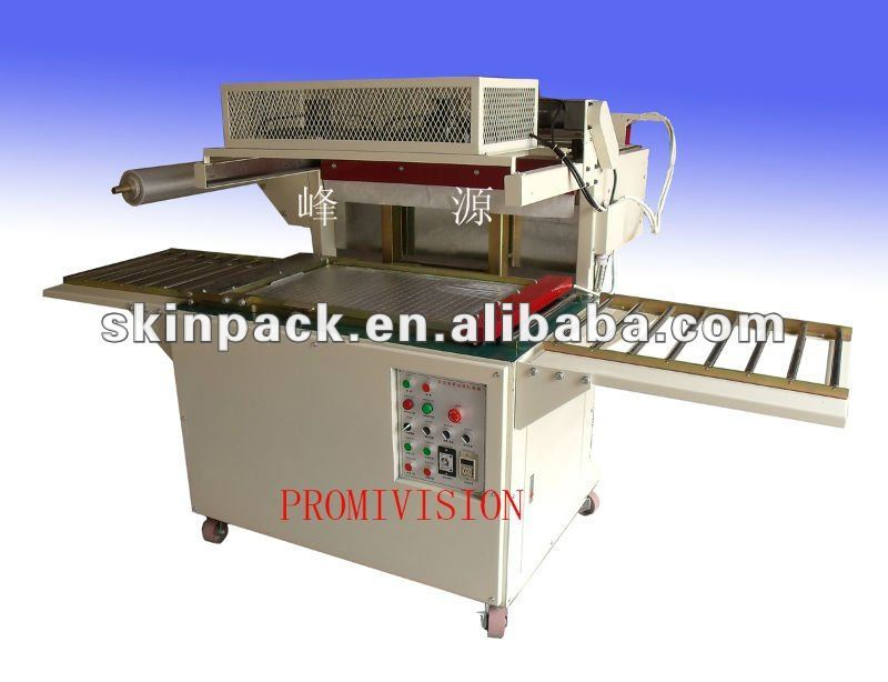 automatic skin packaging machine, selling machine