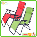High quality zero gravity chair with pillow recliner beach chair