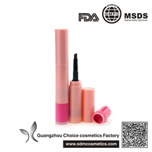 lip tattoos waterproof non-sticky matte finihs lipstick with brush