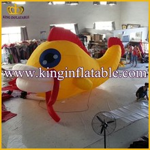Cute Inflatable Fish Cartoon, Inflatable Animal Toys For Party Decoration