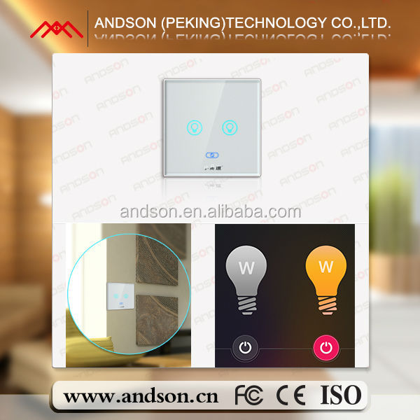 ANDSON -lighting control systems/x10 plc smart home control system